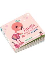 Lilliputiens Lilliputiens omkeerbaar boek Anais houdt niet meer van roze