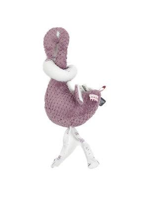 Snoozebaby Snoozebaby knuffeltje Fay flamingo soft mauve
