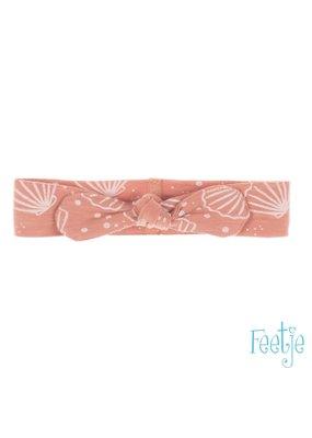 Feetje Feetje haarband Shells roze