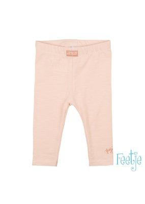Feetje Feetje legging Shells l.roze