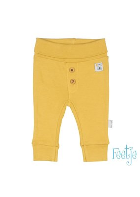 Feetje Feetje broek Hello Sunshine geel