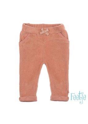 Feetje Feetje broek Shells roze