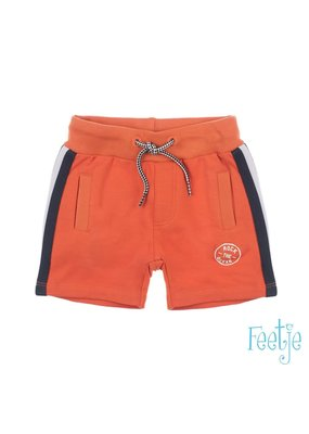Feetje Feetje short Treasure Hunter oranje