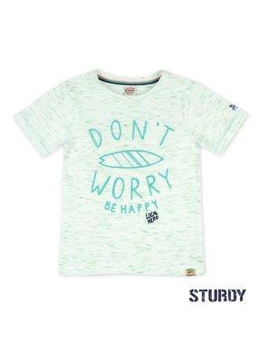Sturdy Sturdy shirt Don't Worry Wild Wanderer wit