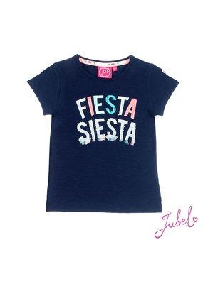 Jubel Jubel shirt Fiesta Siesta Botanic Blush marine