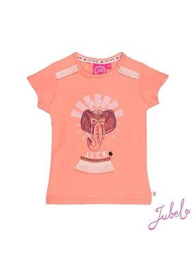 Jubel Jubel shirt Lady Luck Stargazer koraal