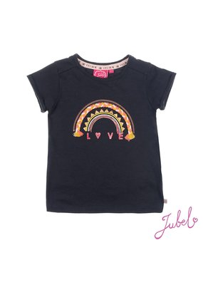Jubel Jubel shirt Love Stargazer antraciet