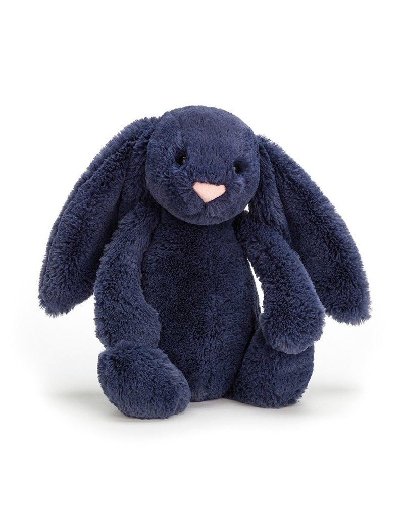 Jellycat Jellycat Bashfull bunny navy