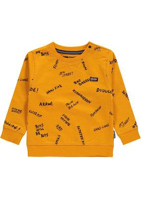Tumble 'n Dry Tumble n Dry sweater Talbot orange