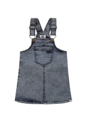 Tumble 'n Dry Tumble n Dry jurk Milana mid blue denim