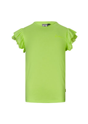 Retour Retour shirt Hanna neon yellow