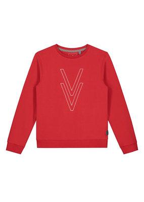 Levv Levv sweater Fer red