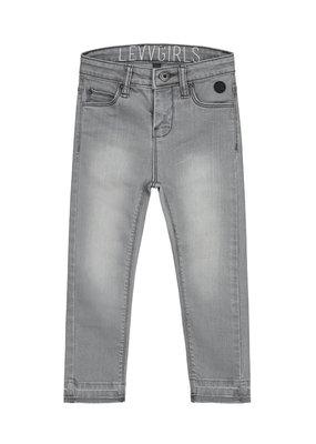 Levv Levv jeans Froukje grey denim