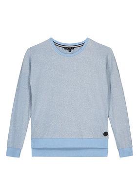 Levv Levv sweater Femi french blue