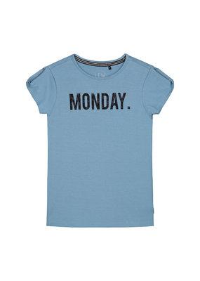Levv Levv shirt Fieke french blue