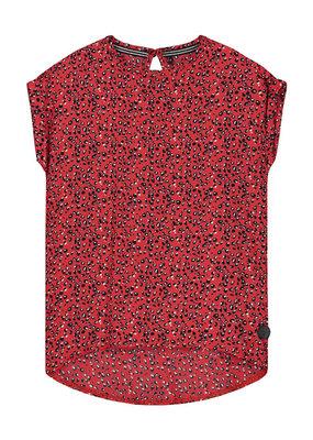 Levv Levv shirt Floor fiery red animal