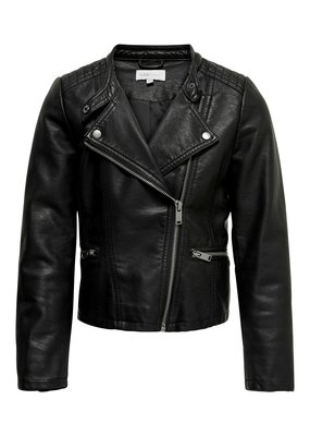 Kids Only Kids Only Konfreya faux leather biker jacket