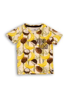 Koko Noko Koko Noko shirt all over print yellow