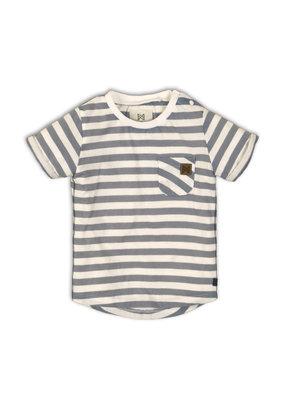 Koko Noko Koko Noko shirt stripes light blue white