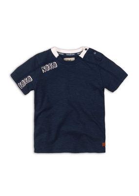 Koko Noko Koko Noko shirt  navy boys