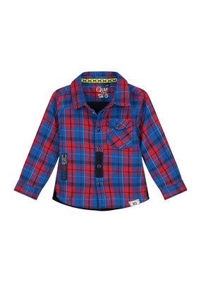 Quapi Quapi blouse Bing check dessin