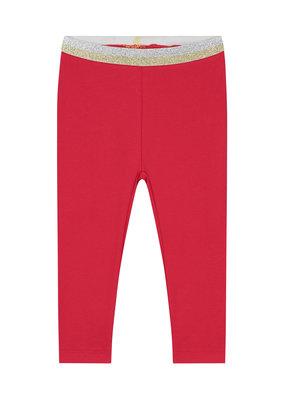 Quapi Quapi legging Britta cherry red