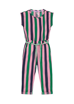 Quapi Quapi jumpsuit Aniek color stripe