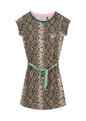 Quapi Quapi jurk Aafje snake