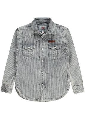 Tumble 'n Dry Tumble n Dry blouse Gart light used denim
