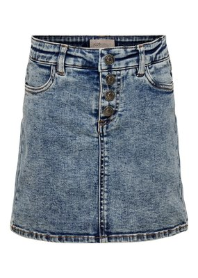 Kids Only Kids Only Kondina denim button skirt
