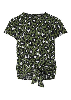 Kids Only Kids Only top Kondanielle Martini Olive