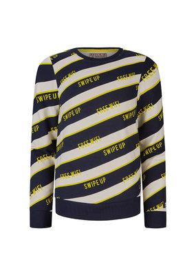 Retour Retour sweater Otis dark navy