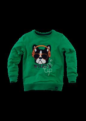 Z8 Z8 sweater Pepijn groovy green