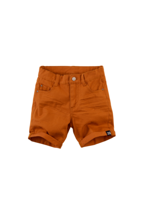 Z8 Z8 short Boet cognac/brown