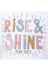 Beebielove Beebielove shirt Rise & Shine