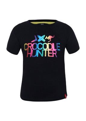 Beebielove Beebielove shirt Crocodile hunter navy
