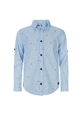 Retour Retour blouse Nils blue