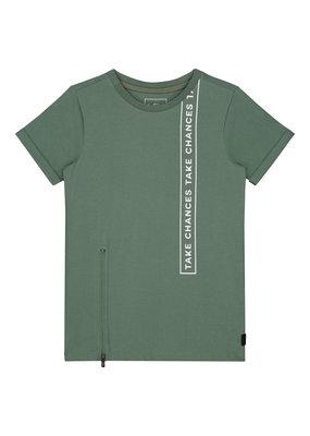 Levv Levv shirt Fico leaf green
