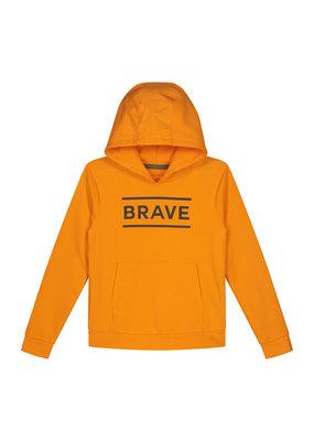 Levv Levv hooded sweater Floyd flame orange