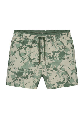 Levv Levv zwembroek Fos green bay army