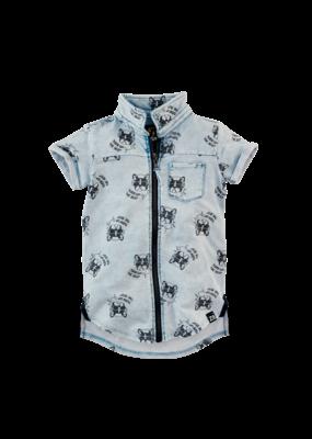 Z8 Z8 blouse Baas S20 SS indigo