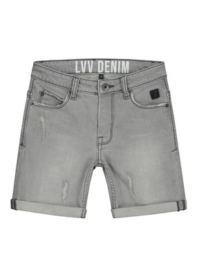 Levv Levv short Friso grey denim