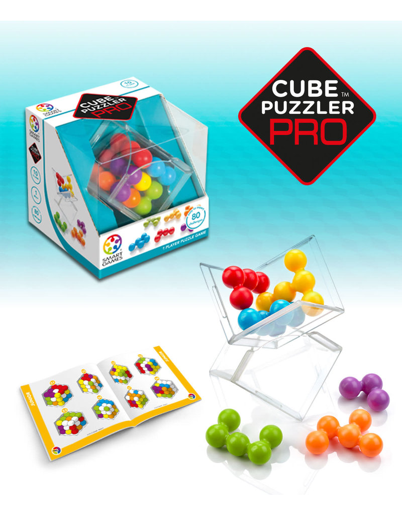Smart games SmartGames Cube puzzler Pro