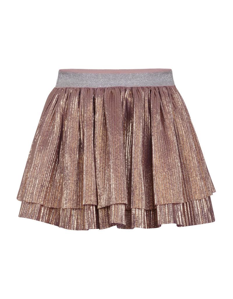 Beebielove Beebielove skirt plisé rose