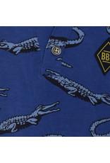 Beebielove Beebielove polo Crocodile blue