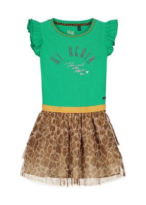 Quapi Quapi jurk Abriana jungle green