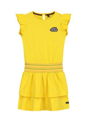 Quapi Quapi jurk Amanda banana yellow