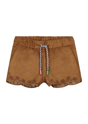 Quapi Quapi short Aukje brown