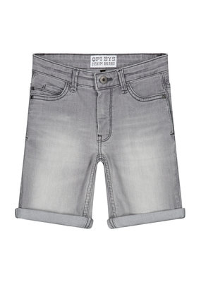Quapi Quapi jeans short Arjan light grey
