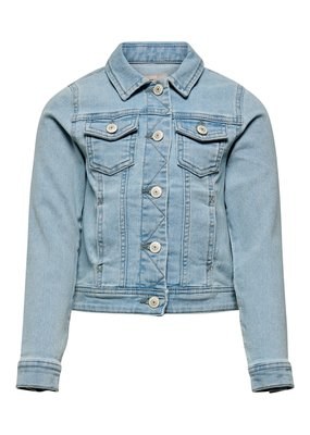 Kids Only Kids Only denim jacket  light blue denim Konsara